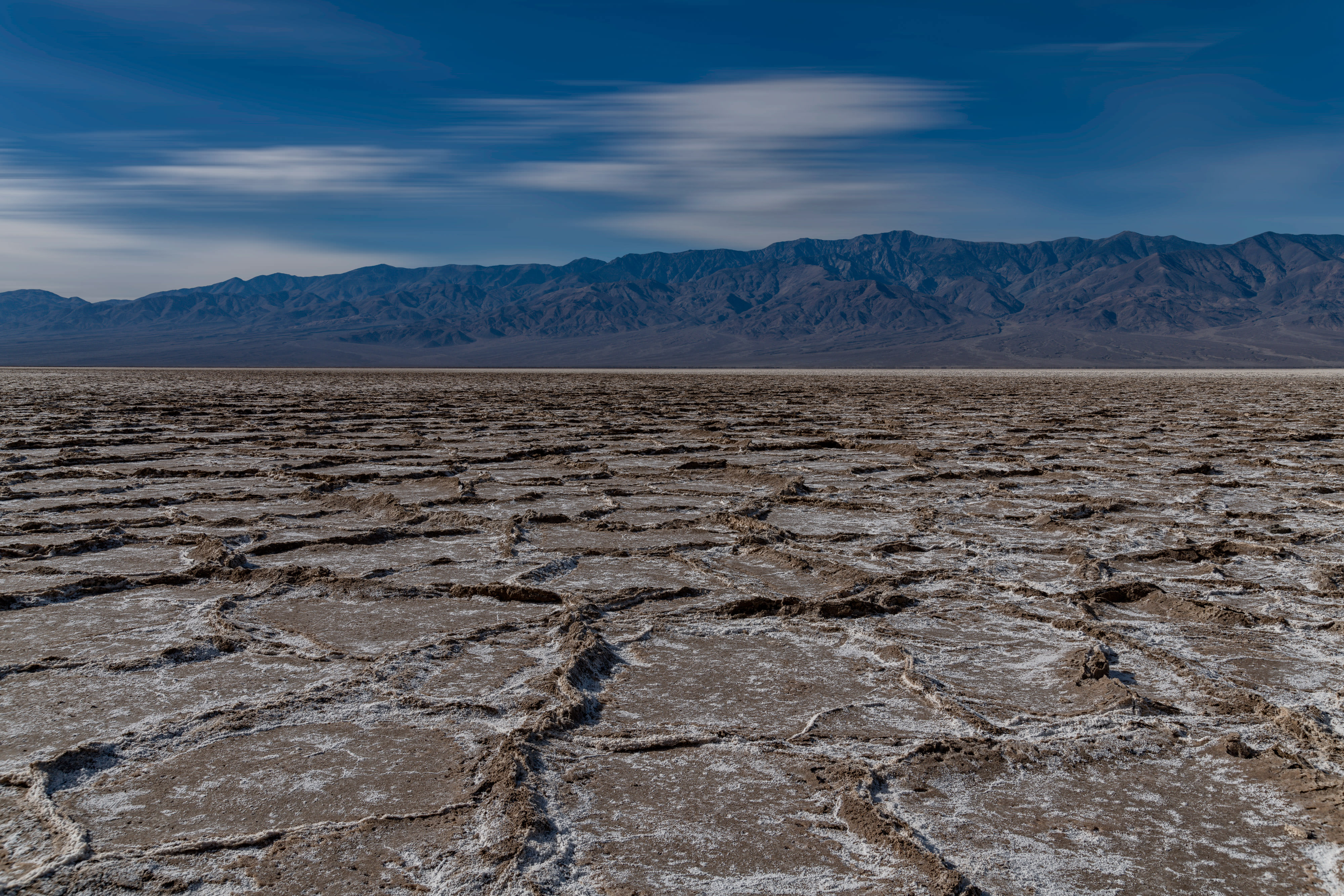 Badwater Looking Southwest 6 Badwater in Death Valley National Park, California