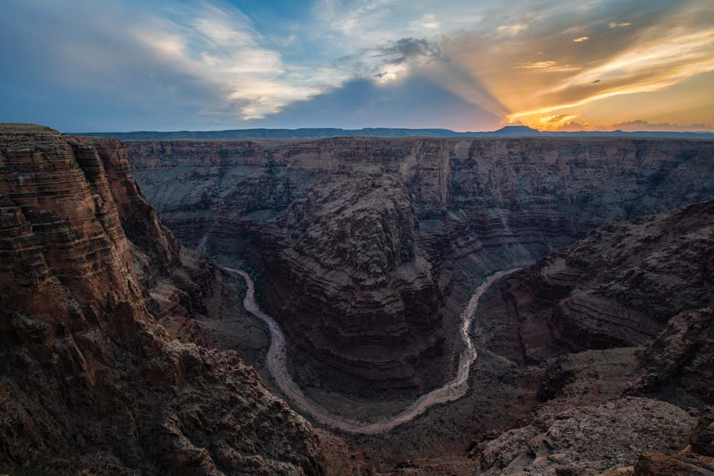 Little Colorado River Third Bend