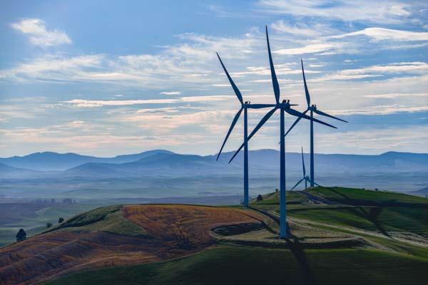 Palouse Wind Turbines
