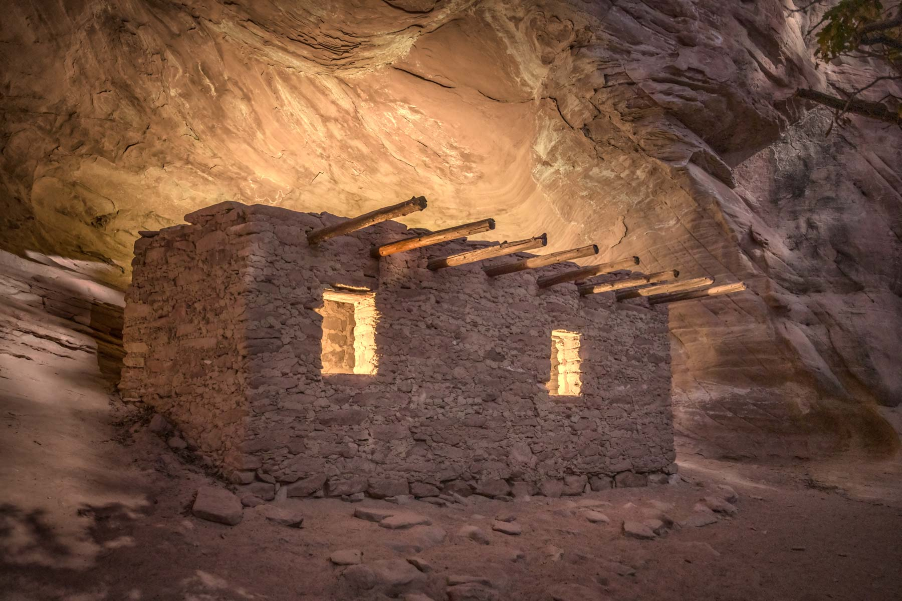 The Doll House Ruin in Bear Ears National Monument